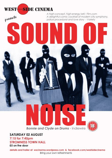 SOUND OF NOISE small
